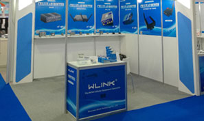 WLINK Cellular Products in GITEX TECH 2016