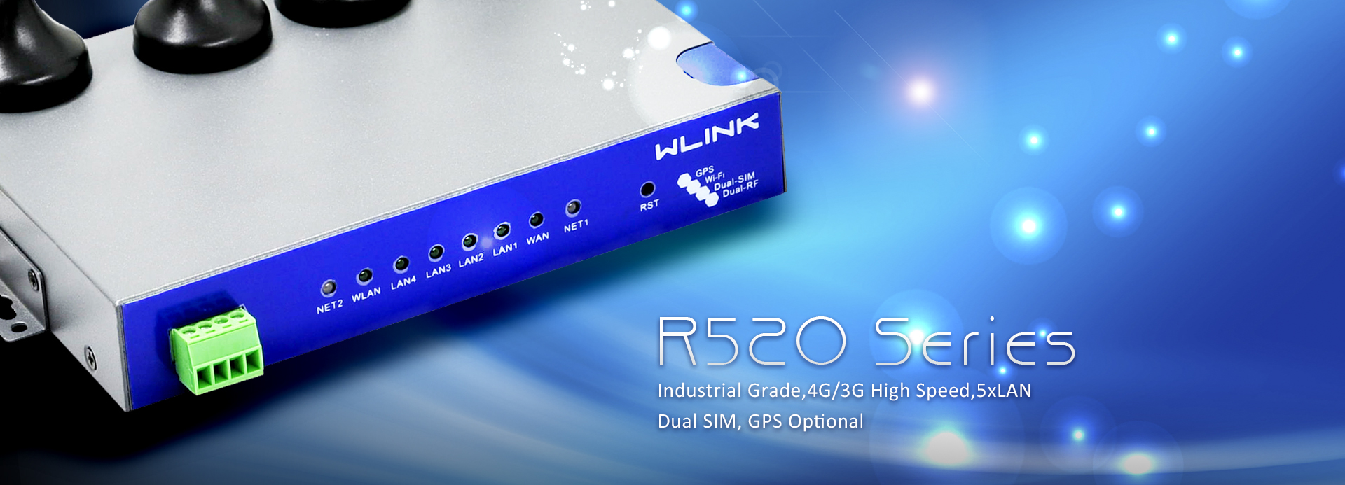 R520 4G 3G Router